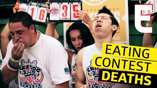 If You Die At An Eating Contest, Who Is Liable? — Gut Check