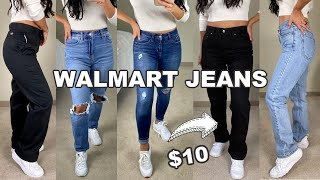 The Best Walmart Jeans 10 Walmart Mom George Jeans Walmart Haul Affordable Fashion Dickies Youtube