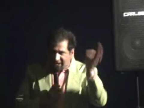 Muslim Comedian Jeff Mirza in South London