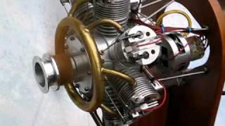MotorConcept: Moteur 7 cylindres en étoile
