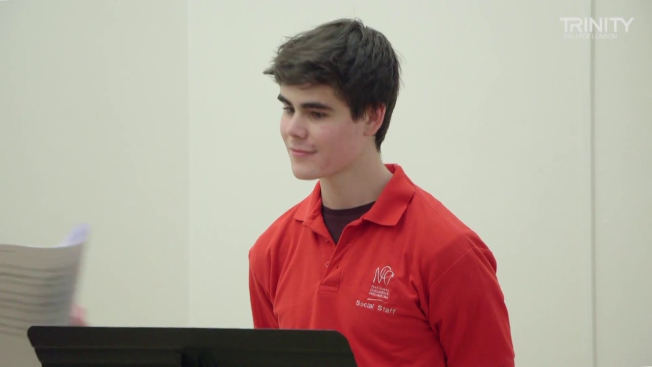 Trinity College London Singing 2018-2021 Grade 6 High Voice