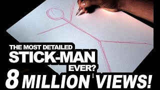 The Most Detailed STICK-MAN EVER??? thumbnail