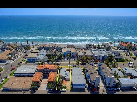 Pacific Paradise Lot for Sale just off Oceanside Beach on Tait St.