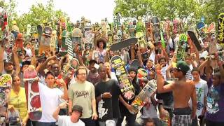 Maloof Money Cup & 5boro present Go Skateboarding Day NYC 2011