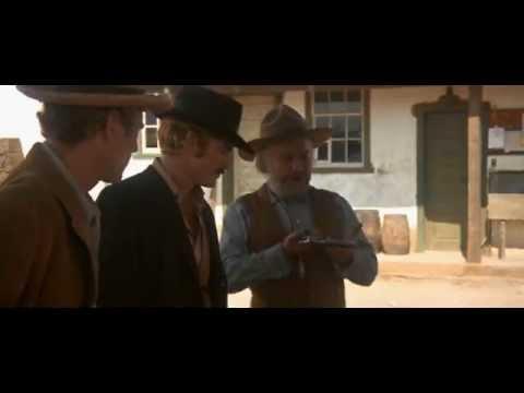 Sundance Kid: 'Can I move?'