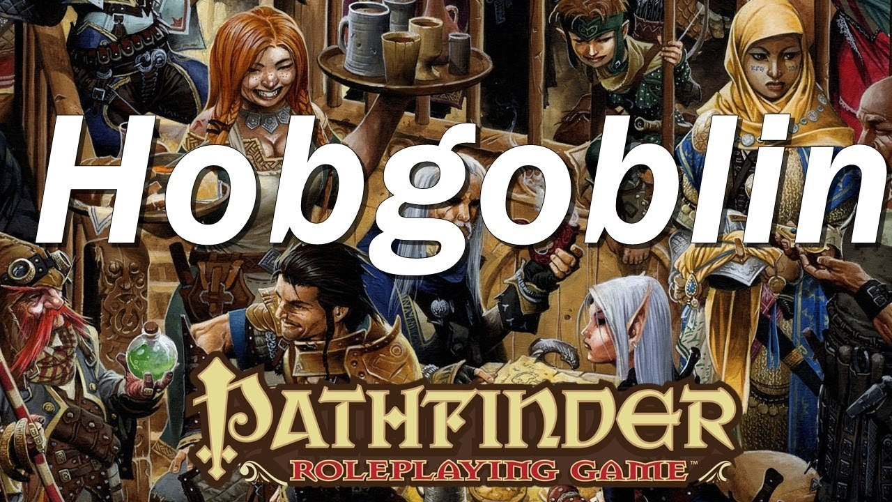 PATHFINDER Roleplaying game, RPG Race Guide: Hobgoblin