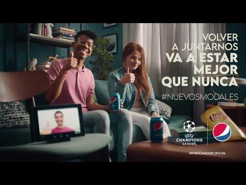 Pepsi #NuevosModales – La juntada/reunión futbolera