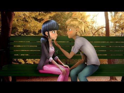 Miraculous LadyBug Speededit: Marinette, i love you