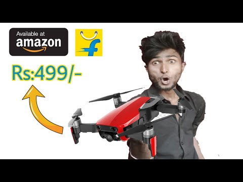 Drone with camera price in india amazon