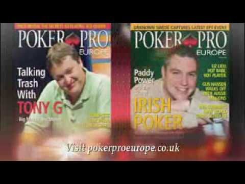 Poker Pro Europe Magazine