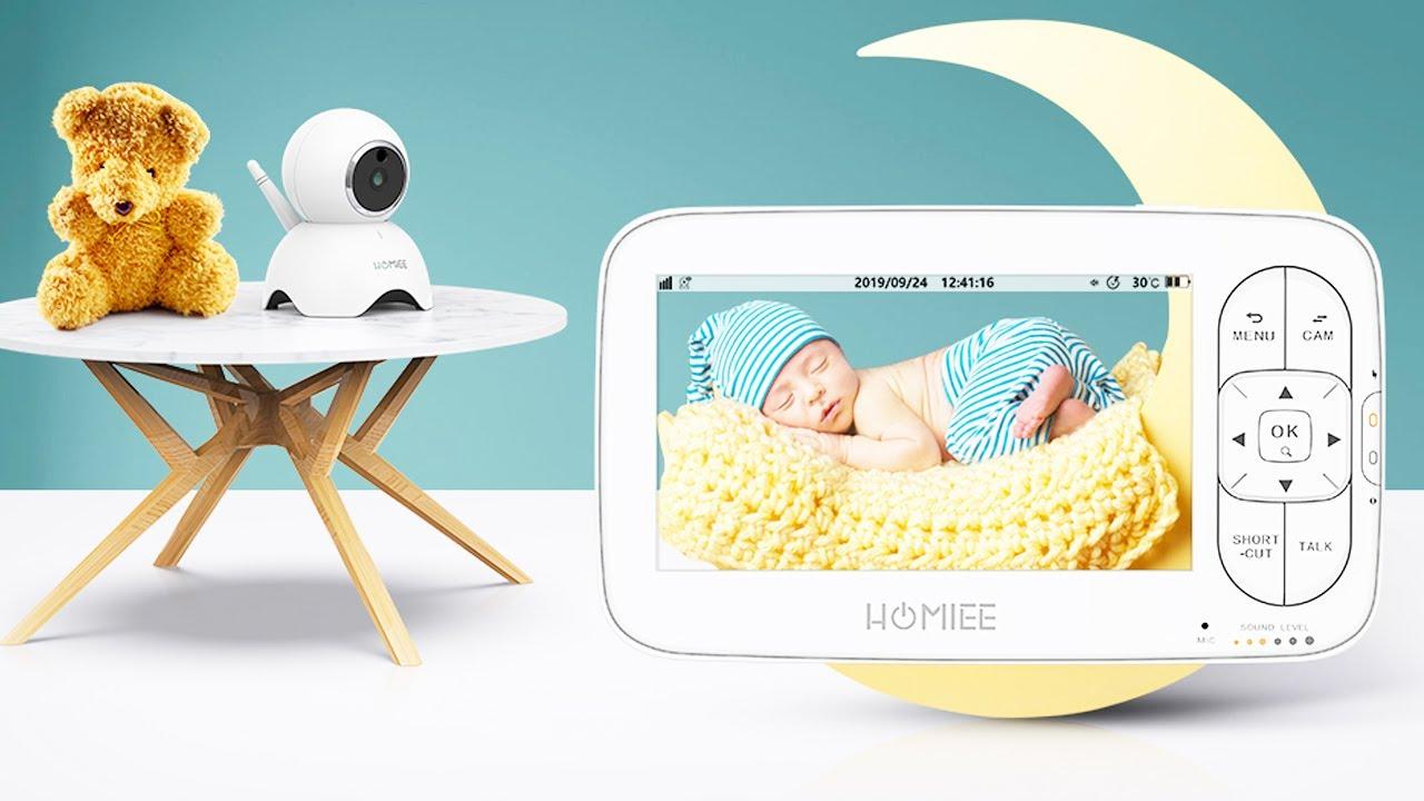 5 Best Baby Monitors in 2020 - Top Smart Baby Monitors