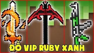 MINI GAME : ĐẠI CHIẾN ĐỒ VIP CHẾ TẠO TỪ RUBY XANH ?? NOOB TỶ THÍ VỚI PRO ??