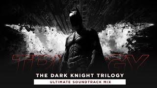 The Dark Knight Trilogy Soundtrack Medley - Ultimate Mix - Hans Zimmer & James Newton Howard