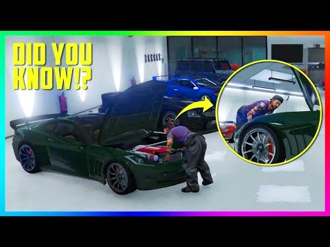 GTA 5 DID YOU KNOW!? - Rockstar Removed This AMAZING Feature From GTA Online Exactly 4 Years Ago!