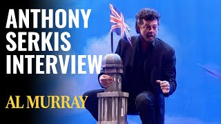 The Pub Landlord Meets Anthony Serkis | FULL INTERVIEW | Al Murray's Happy Hour