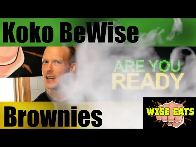 Wise Eats - Koko BeWISE Brownies - Delicious, Healthy Brownies Made with REAL FOOD