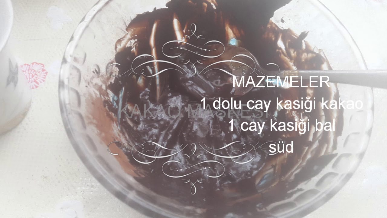 Kakao Maskesi