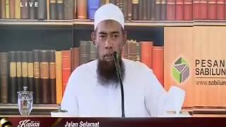 Download Video Jangan berdebat dan bermajelis dengan Ahli Bidah - Ustadz Yazid Abdul Qadir Jawas MP3 3GP MP4