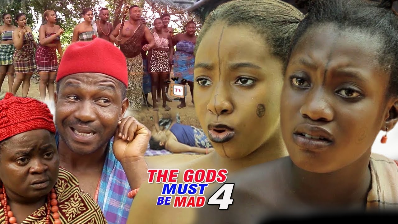 Download The gods Must Be Mad Season 4 Full HD - 2018 Latest Nigerian Nollywood Movie