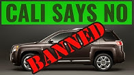 California vs Trump: GM & Others Get Banned