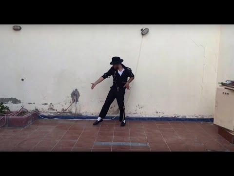 Bander Jackson Arab's Got Talent Audition with Clothes - Saudi MJ Impersonator