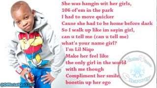 Lil Niqo - She Likes Me ((Lyrics))