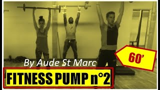 Body barre - Fitness Pump 2