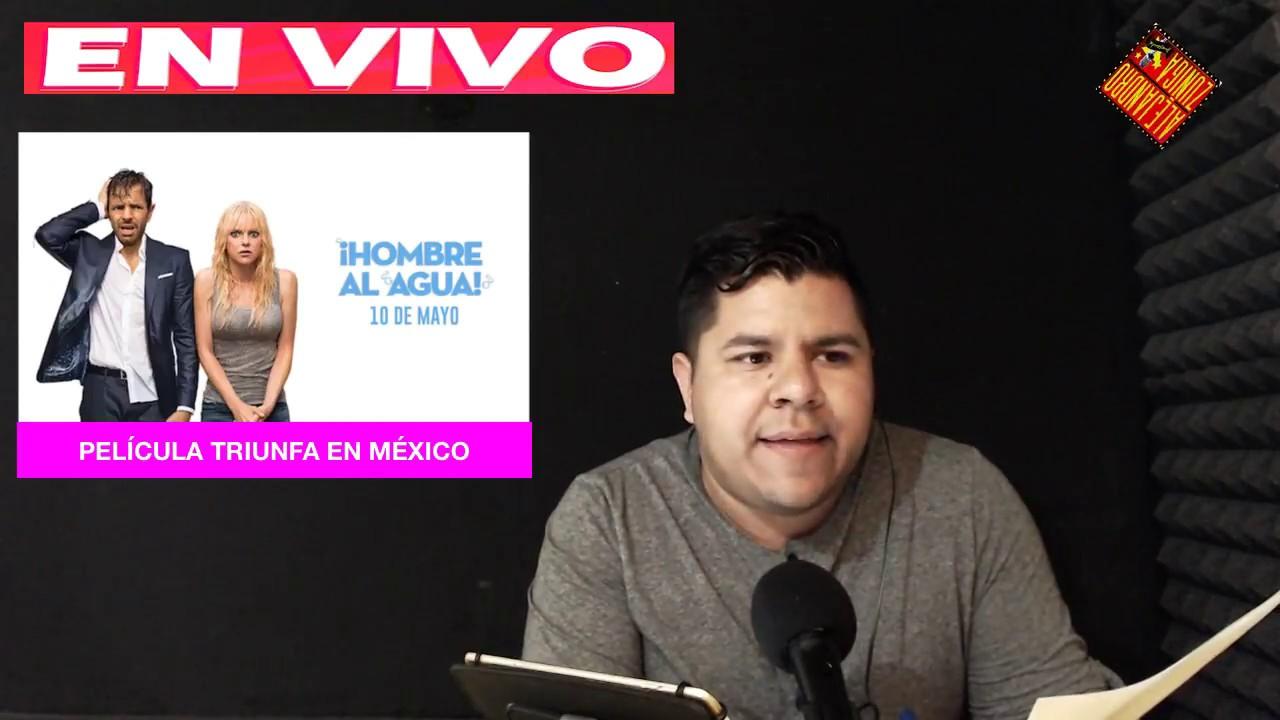 Ver 🔴🔴SE VAN CONTRA EUGENIO DERBEZ,  ACTOR DE VOLVER A EMPEZAR EN VIVO Y MAS…  🔴🔴 en Español