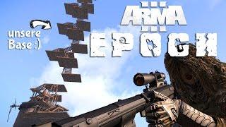 """» ARMA 3 EPOCH « - Die """"DayZ"""" Epoch Mod, der Standalonekiller? - erste Eindrücke - [4K] [Deutsch]"""