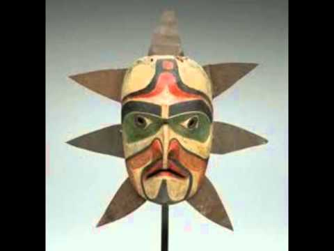 Native American Animal Masks