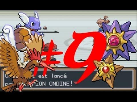 Let's play:Pokémon RF#9 La fillette en bikini