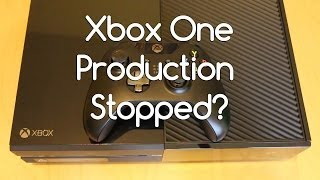 Xbox One isn't selling  - production stopped? - Androidizen