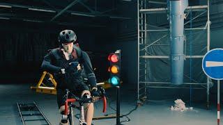 Ostanite varni: na kolesu v dirki s časom