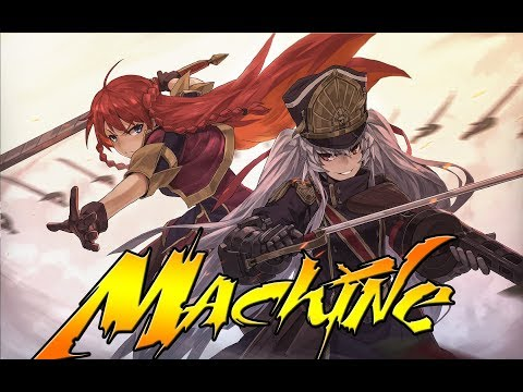 Re Creators AMV Pandorum - Machine