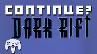 Dark Rift (Nintendo 64) - Continue?