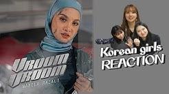 Korean girls react to 'VROOM VROOM' by Nabila Razali l Blimey