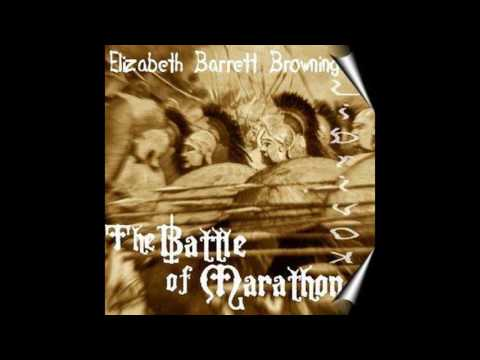 Battle of Marathon by Elizabeth Barrett Browning #audiobook