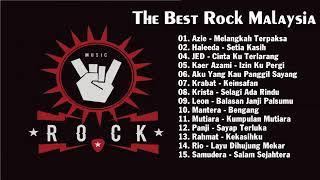 LAGU SLOW ROCK TERBAIK MALAYSIA 80AN ,90AN II Lagu Jiwang Melayu
