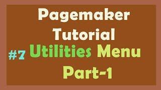 Adobe Pagemaker 7.0 Tutorial Pdf In Hindi
