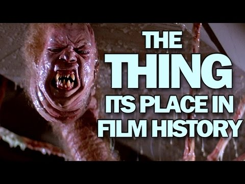 John Carpenter's The Thing and Its Place in Film History // DC Classics