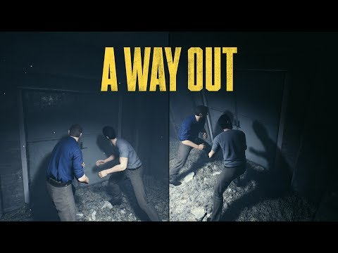 Thumbnail: A Way Out Official Gameplay Trailer
