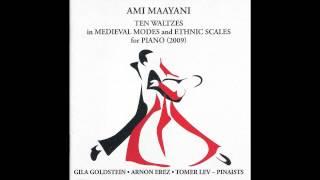 A. Maayani - Waltz No.5 in Mixolydian Mode