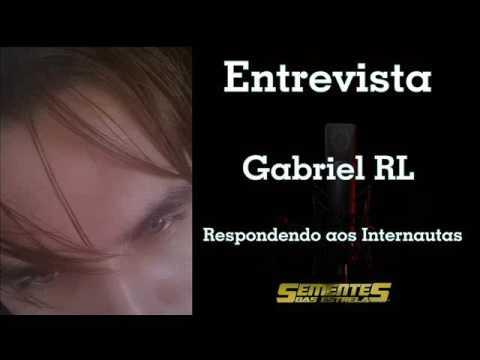 """Gabriel RL / Palestra - """"Entrevista na Rádio Portal da Ascensão: Perguntas e Respostas"""" - 27.12.2016"""