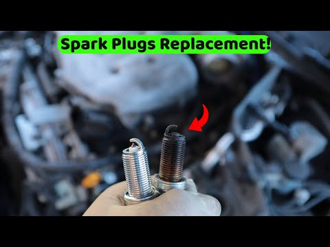 Infiniti G35 & Nissan 350z Spark Plug Replacement Step By Step!