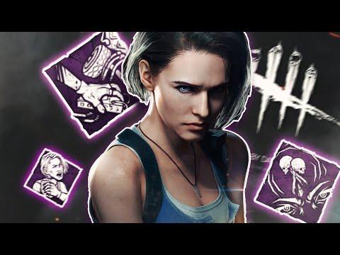 "New Survivor ""Jill Valentine"" in DBD| Perks, New Map | Dead by Daylight Resident Evil Chapter"
