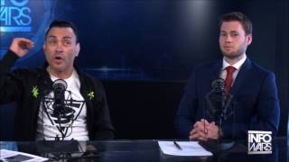 FE content only - Eddie Bravo talks Flat Earth on INFOWARS - removed from infowars, again ✅