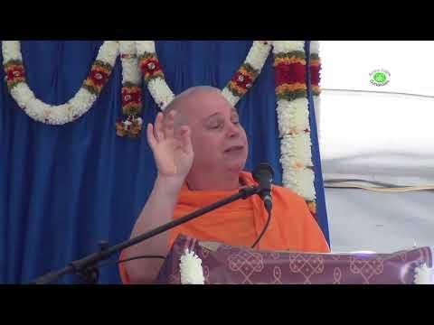 2017 Anniversary - Swami Tadatmananda Talk