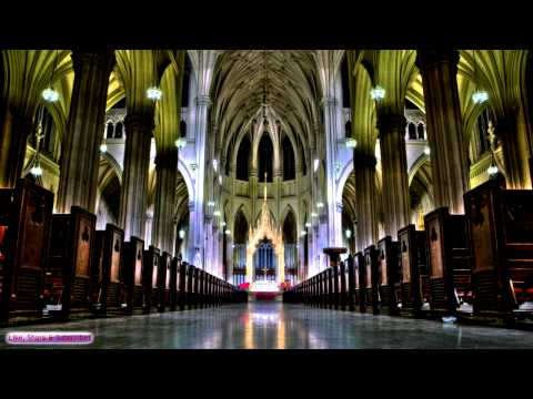 Cathedral Music | Monastery Bells | Ambient Vocal Harmony