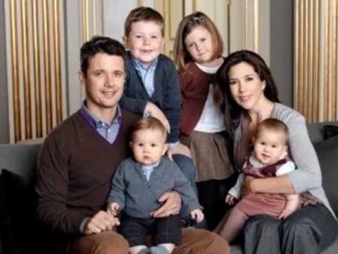 Royal Denmark - Frederik, Mary, Christian, Isabella, Vincent & Josephine