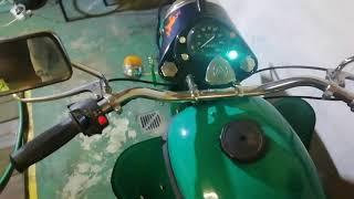 Весна 2020, небольшой обзор мотоцикла Урал. #7